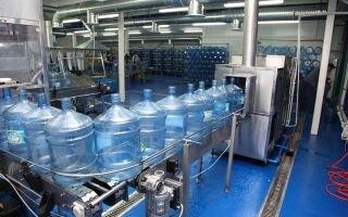 Производство питьевой воды: пошаговая бизнес-идея