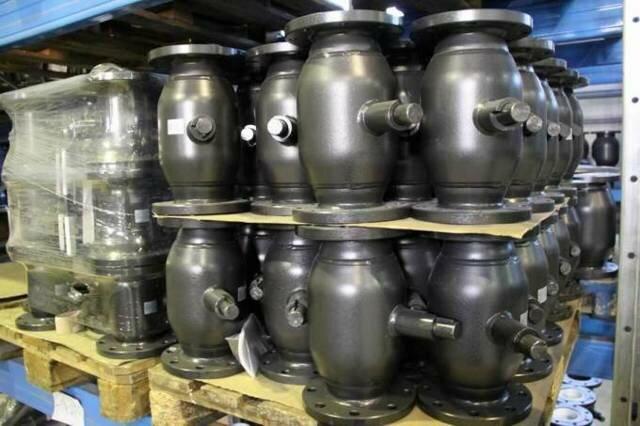 Производство шаровых кранов: этапы и оборудование