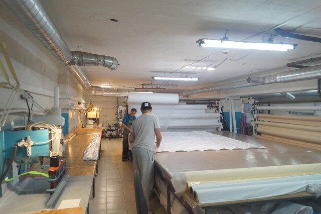 Производство натяжных потолков: этапы бизнеса + финансовая часть