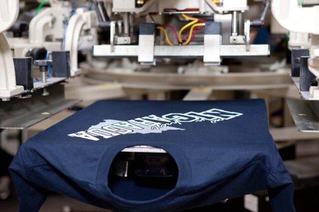 Производство футболок: как организовать бизнес?